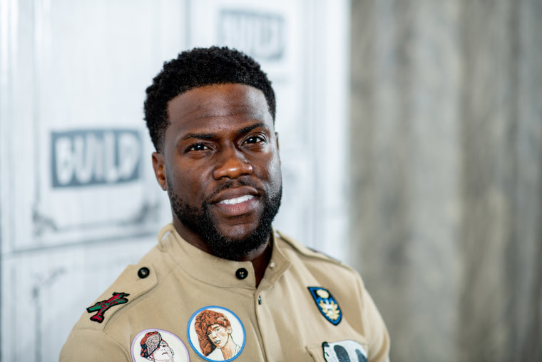 Image: Kevin Hart at the Build Series at Build Studio in New York City.