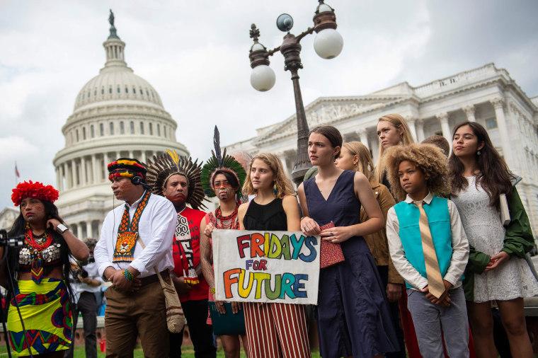 Image: US-CLIMATE-THUNBERG