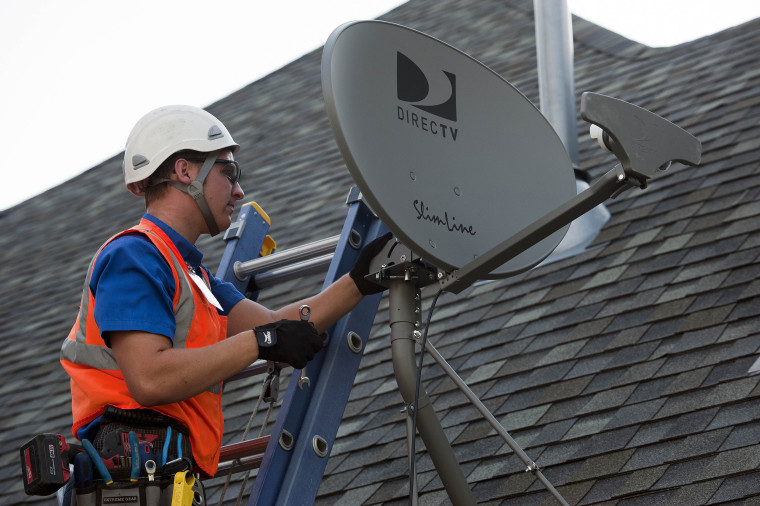 DirecTV Group Inc. Installation In Oklahoma