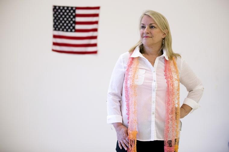 Image: Susan Wild in Bethlehem, Pa., in 2018.