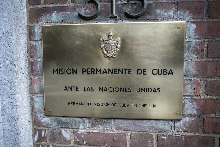 Image: Cuban Permanent Mission to the United Nations