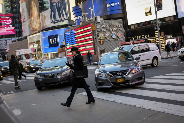 New York City Explores Congestion Pricing Options To Ease Traffic Snarls