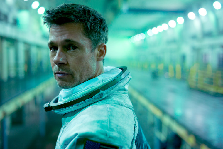 'Ad Astra' may be Brad Pitt's second Oscar attempt of 2019. But it's the same old story.