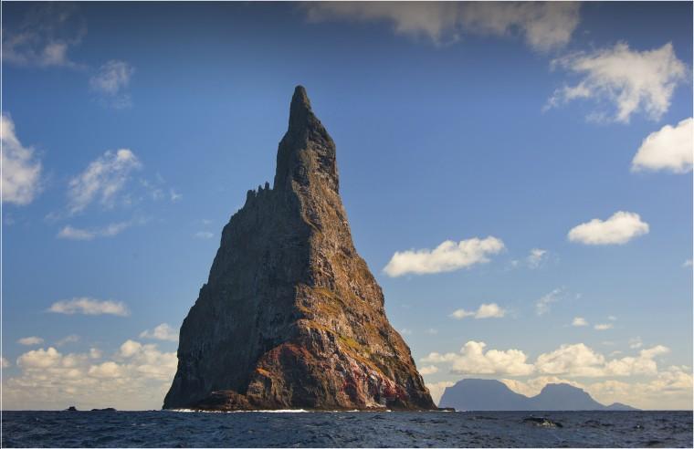 Image: Ball's Pyramid
