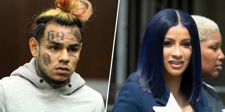 Tekashi 6ix9ine testified in court that Cardi B was a gang member