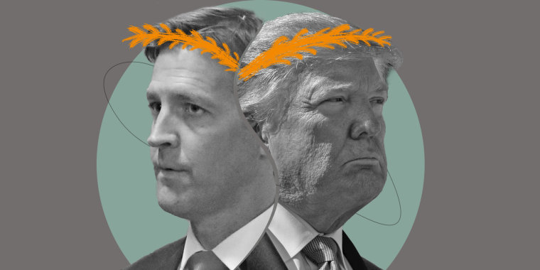 Trump critic and rising GOP star Ben Sasse is now a Trump apologist. How sadly predictable.