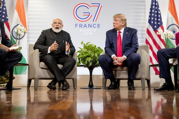 Image: Donald Trump, Narendra Modi