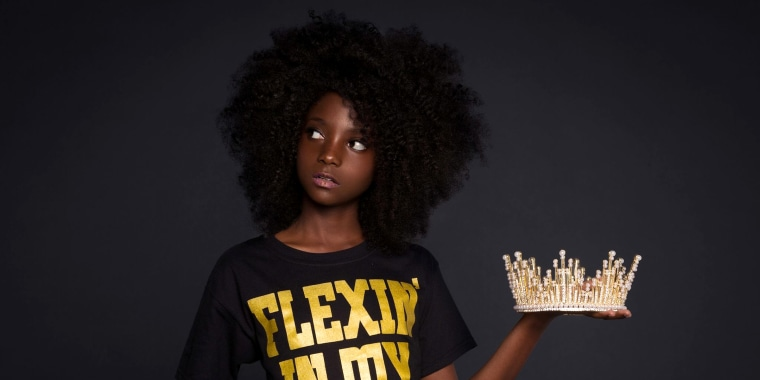 At just 10 years old, Kheris Rogers launched a clothing line with a mission to combat bullying.