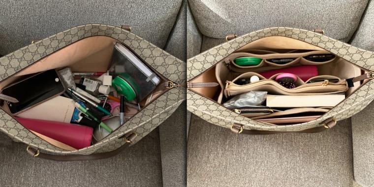 This purse organizer is under $30 on Amazon.