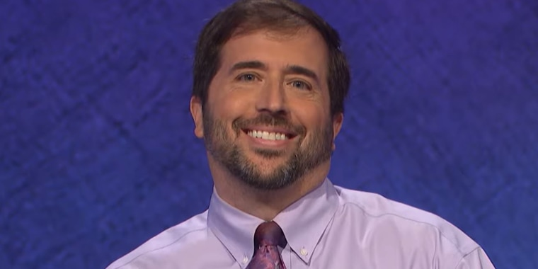 """Could he become the highest-earning """"Jeopardy!"""" player of all time?"""