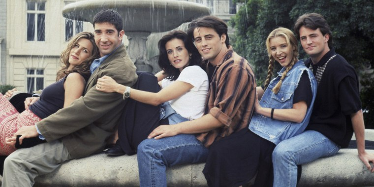 Friends costumes, outfits
