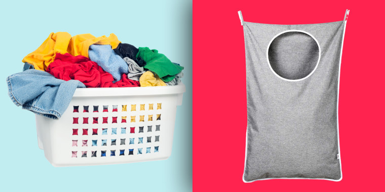 Say goodbye to your bulky laundry hamper!