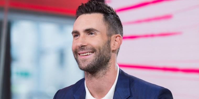 Adam Levine hair, Adam Levine mohawk