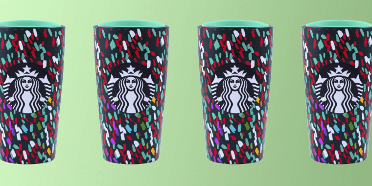 Starbucks Christmas Cups 2019.Starbucks Just Debuted New Holiday Cups And They Are Totally