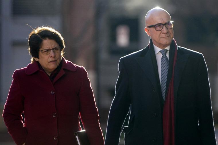 Image: Arraignment Hearing Of Former Michael Flynn Associate Bijan Kian