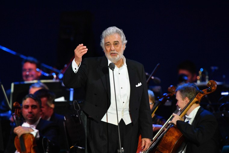 Image: FILES-US-ENTERTAINMENT-MUSIC-SPAIN-HARASSMENT-DOMINGO