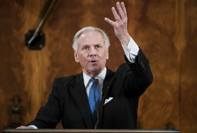 South Carolina Gov. Henry McMaster delivers the State of the State address