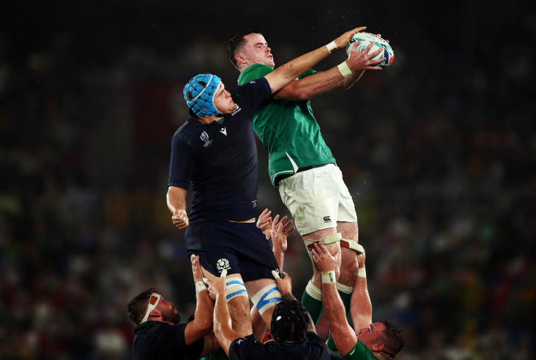 Image: Ireland v Scotland - Rugby World Cup 2019: Group A