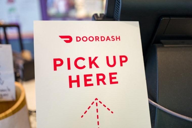 Image: Doordash