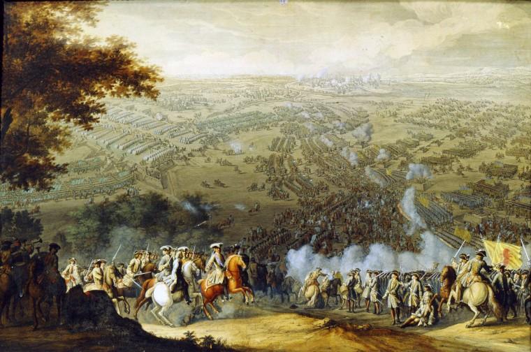 Image: The Battle of Poltava