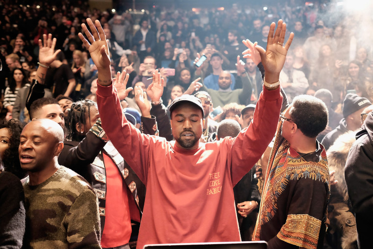 Kanye Wests New Album Jesus Is King Wants To Make Faith A