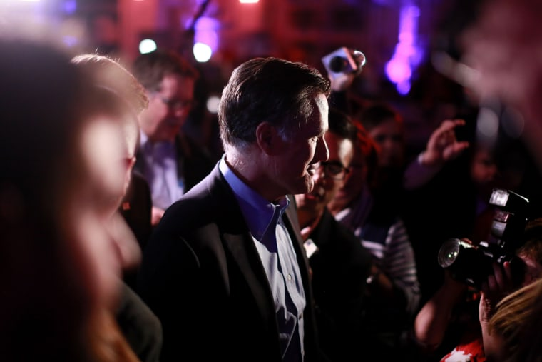 Republican Sen. Mitt Romney of Utah has been critical of President Donald Trump over his Ukraine phone call. He now has the opportunity to lead his party toward a new era.