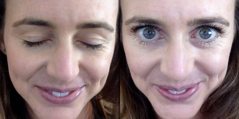"""This mascara claims to """"build lashes by up to 300%."""""""