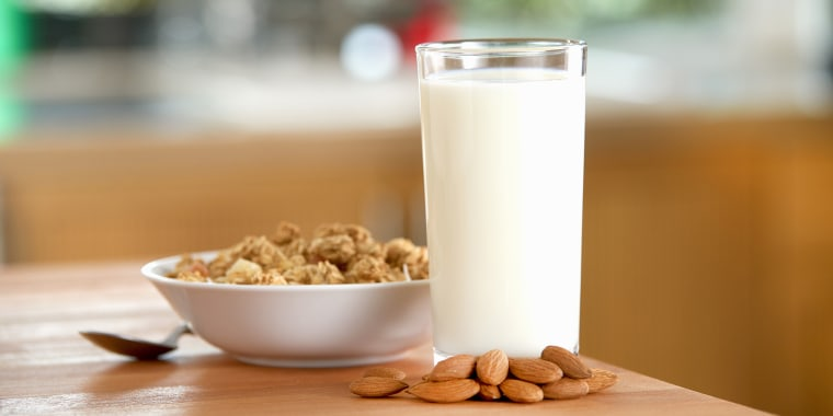 Many plant-based milks are not as nutritious as dairy, Consumer Reports finds