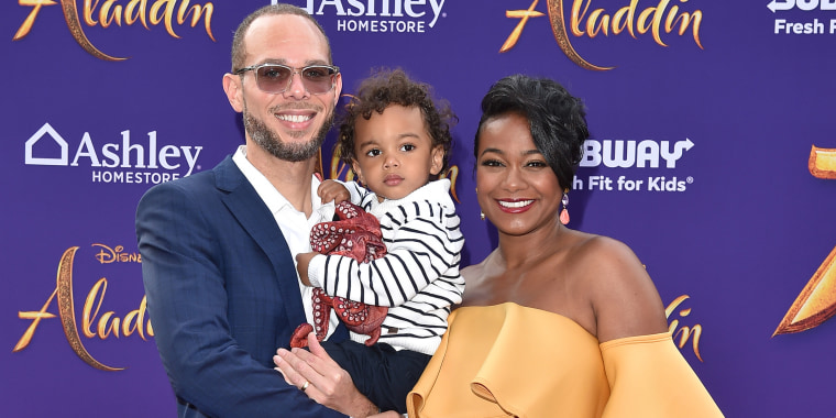 'The Fresh Prince of Bel-Air' star Tatyana Ali welcomes 2nd child