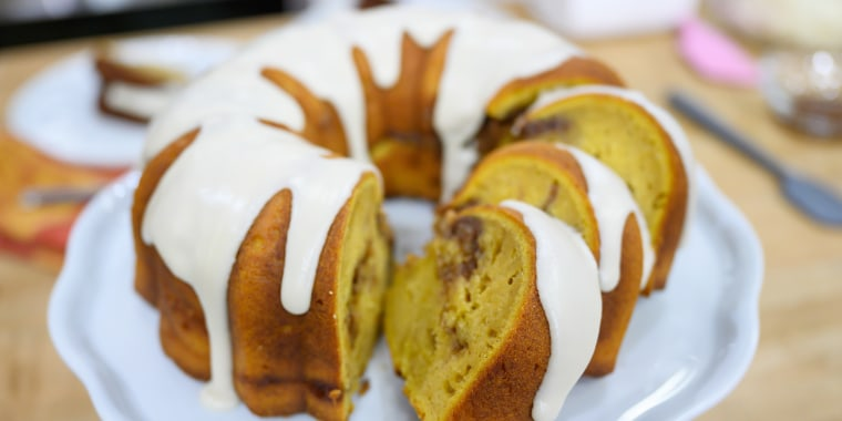 Jocelyn Delk-Adams' Chocolate Cupcakes + Sweet Potato Coffee Cake