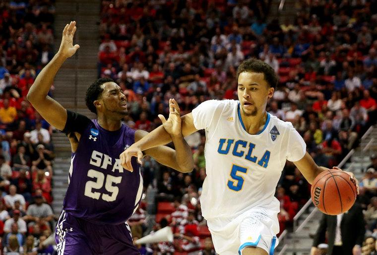 Image: Stephen F. Austin v UCLA