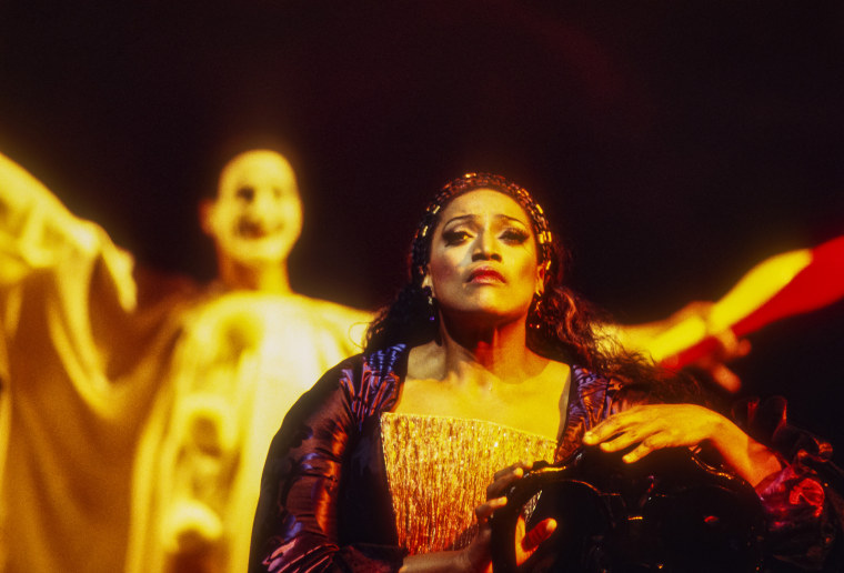 Image: Jessye Norman In 'Ariadne Auf Naxos'