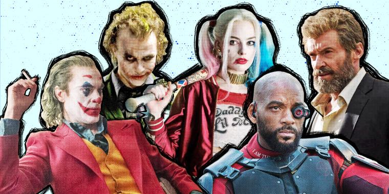 Image: R-Rated Superhero Movies
