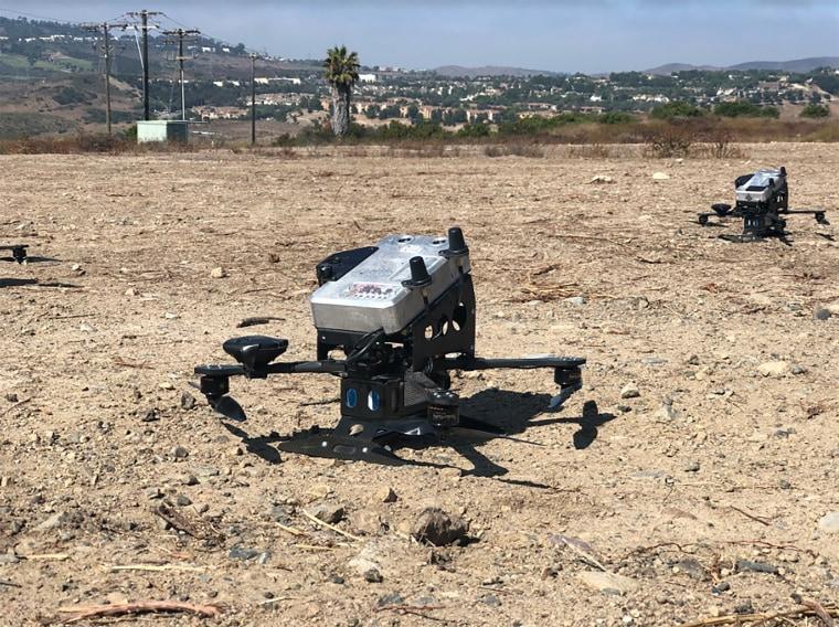 Image: Interceptor Drone