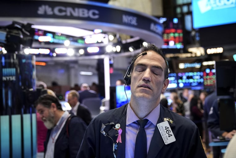 Image: Markets Open After Dropping Over 500 Points Previous Day