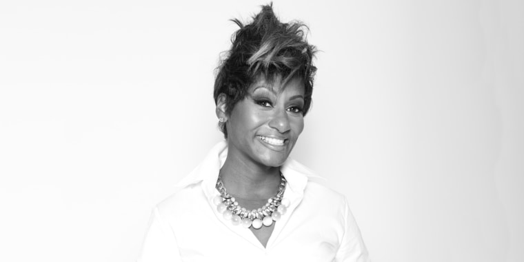 Wardrobe stylist Monica Barnett.