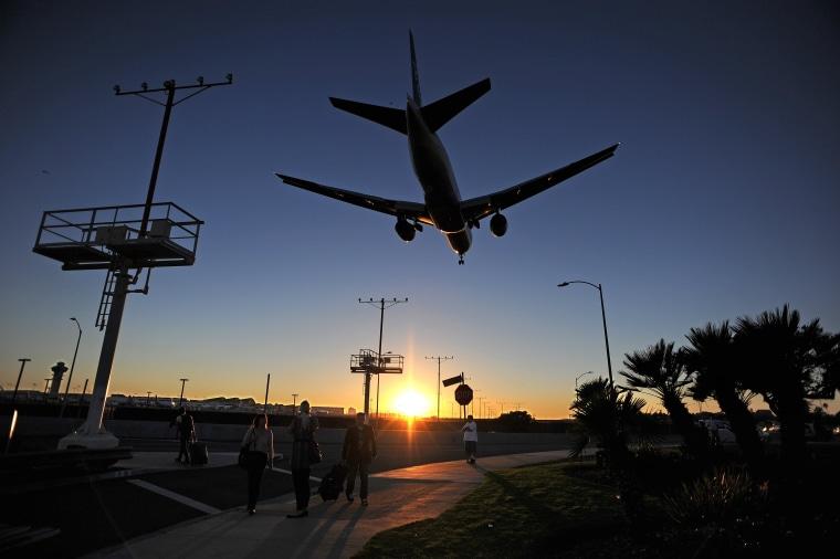 Image: Los Angeles International Airport