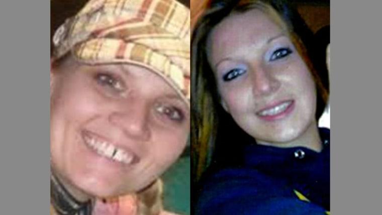 L to R: Sheila Franks, Danielle Bertolini
