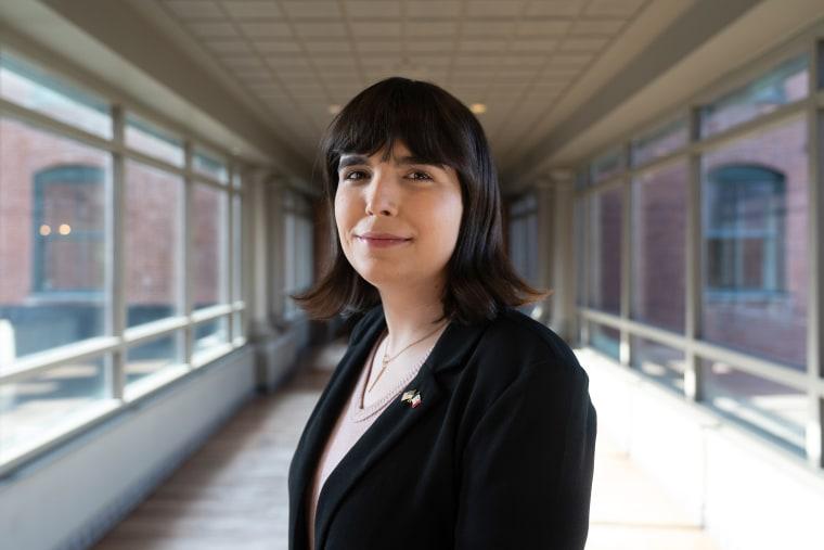 Trans activist Samantha Boucher to manage U.S. Senate campaign