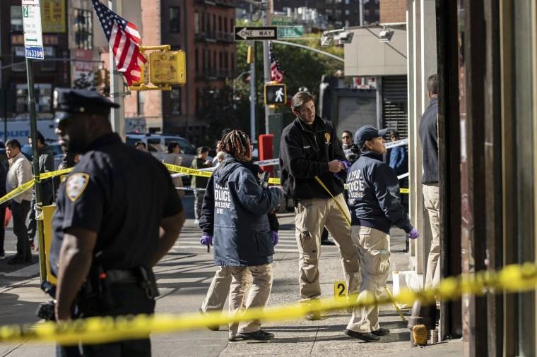 Image: Chinatown attack
