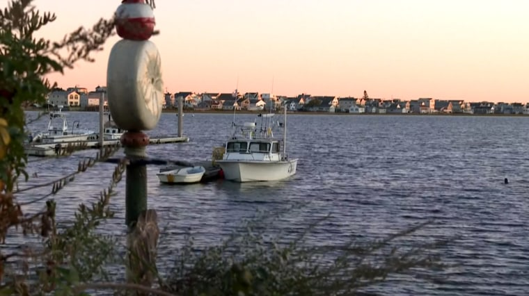 Image: The Coast Guard suspended its search for a missing man and his three children in the waters of Kennebunkport, Maine, after receiving a mayday call early Saturday morning.