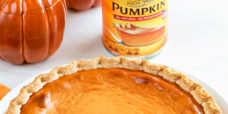 Libby's just made a big change to its classic pumpkin pie recipe