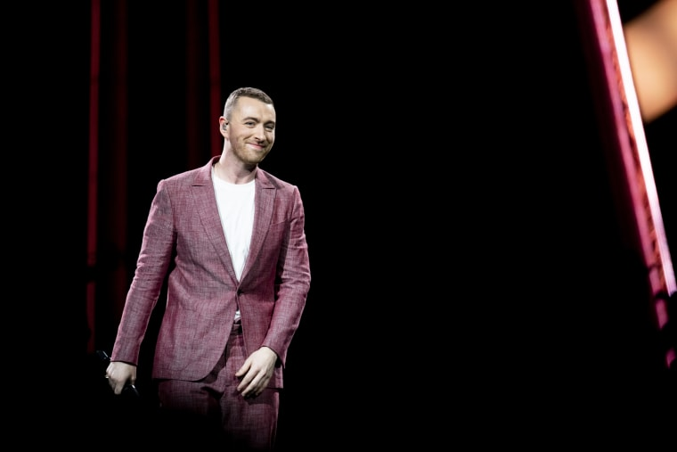 Sam Smith Performs At The O2 Arena