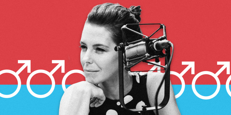 Image: Stephanie Ruhle tackles masculinity on her new podcast.