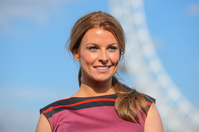 Image: Coleen Rooney during a photocall for the launch of her fashion and swimwear collection for Littlewoods.com.