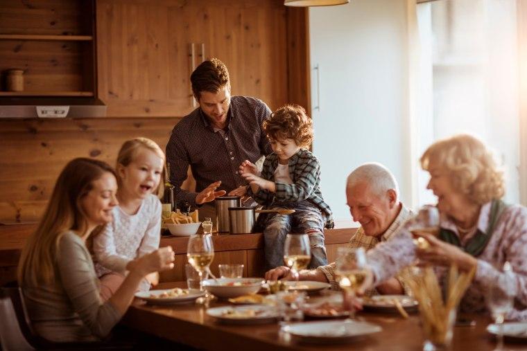Mutli generation family