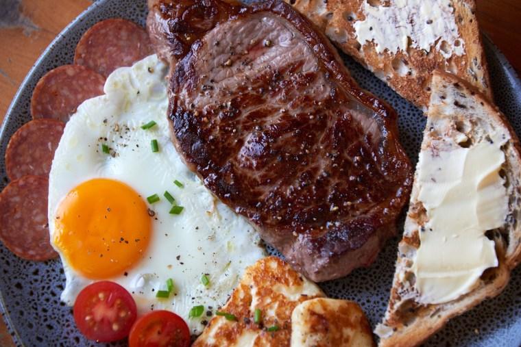 Image: Hearty Breakfast
