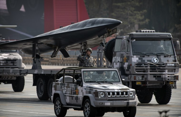 China's stealth drones and hypersonic missiles surpass — and threaten — the U.S.