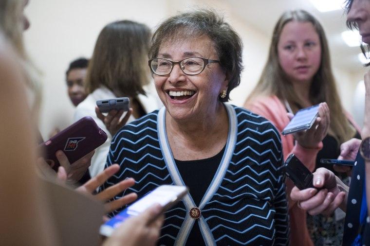 N.Y. Democrat Nita Lowey to retire after 31 years in Congress
