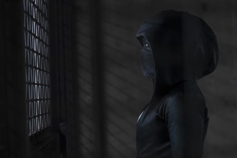 """Regina King in """"The Watchmen."""""""